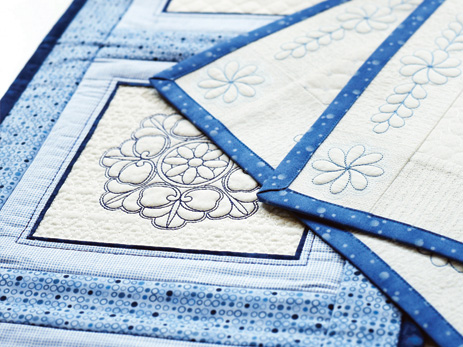 Add detail without days of work - 5D QuiltDesignCreator